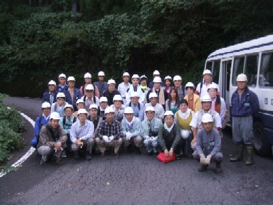 ■三井物産協働の森づくり事業 (中川レポート)_e0138321_10302767.jpg