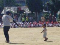 小学校の運動会は秋晴れ_c0133422_23514717.jpg