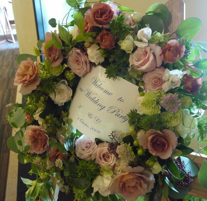 ニューオータニ様の装花 スペンド ア ライフタイム_a0042928_22352210.jpg