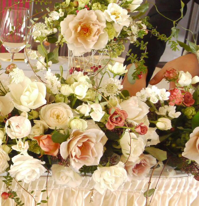 ニューオータニ様の装花 スペンド ア ライフタイム_a0042928_22415429.jpg