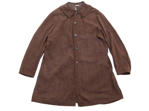 新着~フランスのコートとアメリカのスウェット_f0146547_12472041.jpg