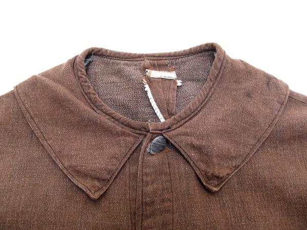 新着~フランスのコートとアメリカのスウェット_f0146547_12473072.jpg