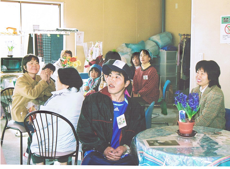 開店記念パーティーの様子_c0214657_17255571.jpg