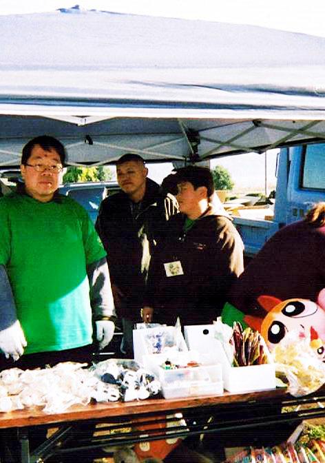ふるさと公園フリーマーケットの様子_c0214657_17394553.jpg