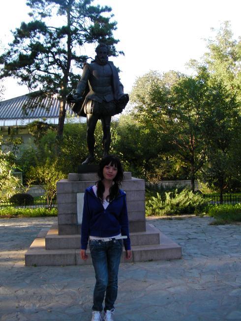北京大学訪問_b0183063_16522457.jpg