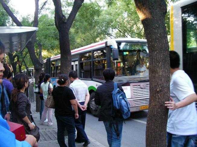 北京大学訪問_b0183063_16523690.jpg
