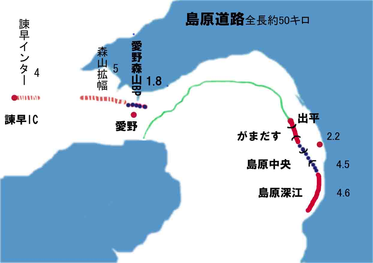 眉山トンネル(島原中央道路)_c0052876_23364835.jpg