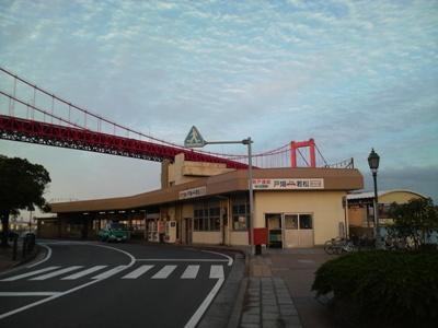 秋の休日・・・大好き若戸渡船!_e0188087_1750697.jpg