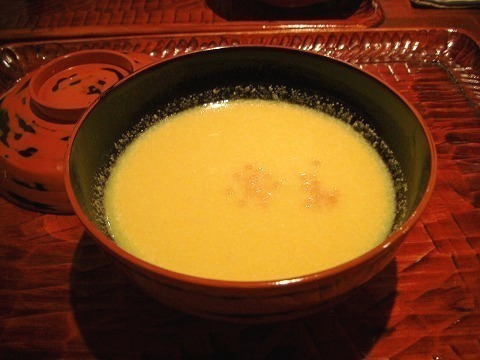 新富町 「潤菜(るさい) どうしん」 でディナー_a0039199_2129349.jpg