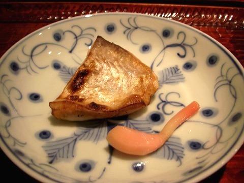 新富町 「潤菜(るさい) どうしん」 でディナー_a0039199_2130516.jpg