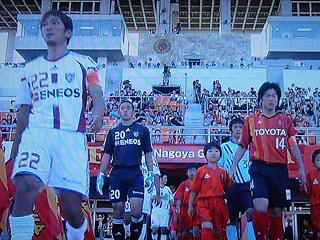 名古屋グランパス×FC東京 J1第28節_c0025217_19443329.jpg