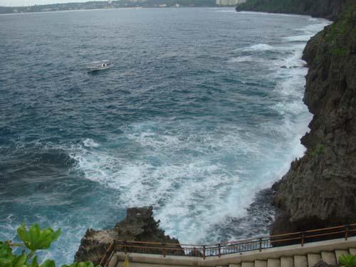 10月5日じわじわと台風の影響が・・_c0070933_1841521.jpg