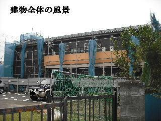 塗装工事最終日_f0031037_2055516.jpg