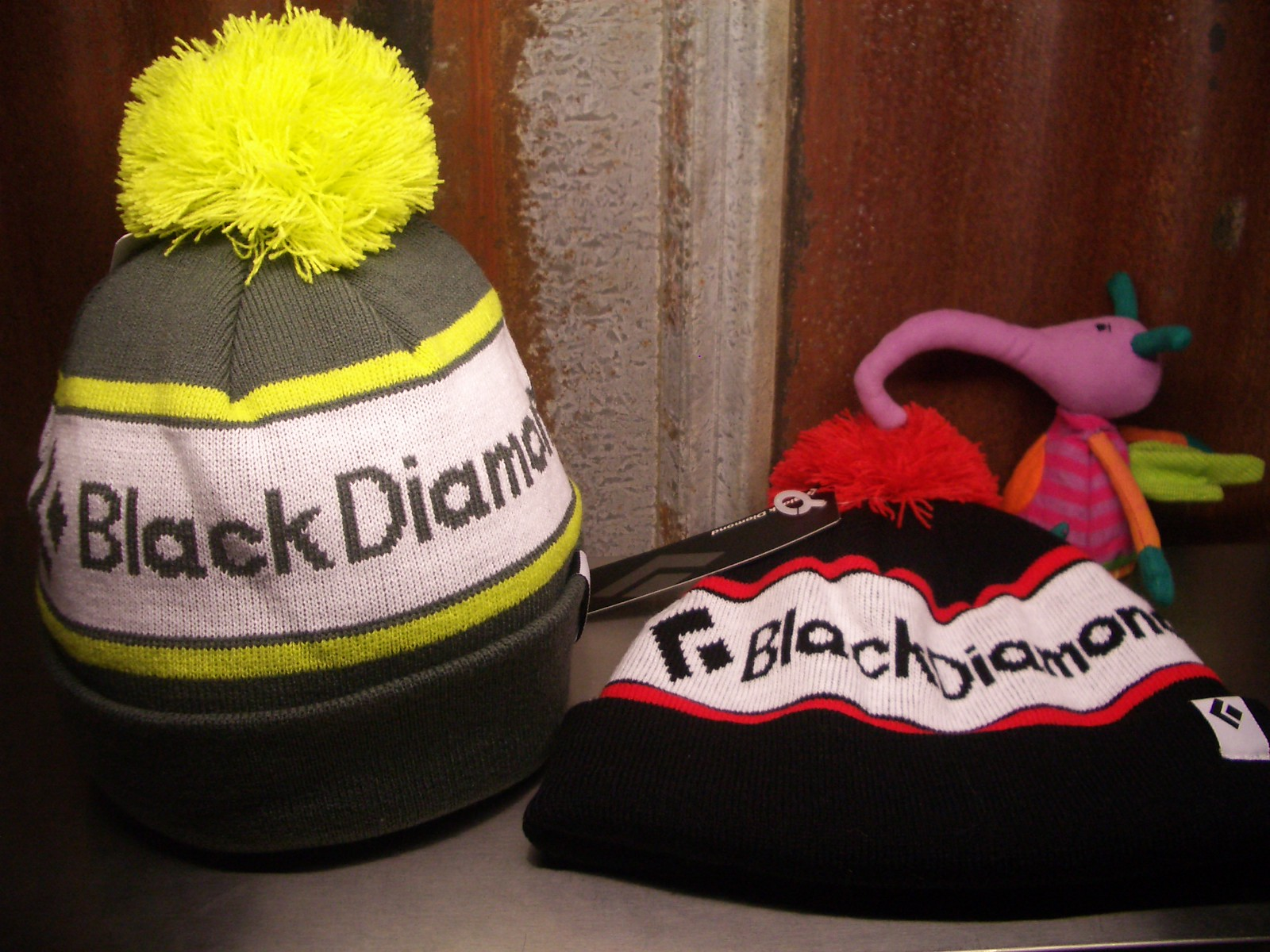 BLACK DIAMOND   FERRIS BEANIE_f0159943_16363956.jpg