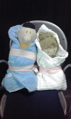 クルミちゃんとミルクちゃん_a0132151_12345263.jpg