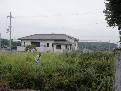 みさき公園住宅地の草刈り事業第2日_c0108460_16201381.jpg