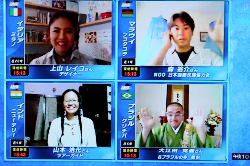 09年10月5日・ア・ ターヴォラ嬢TV出演_c0129671_18414048.jpg