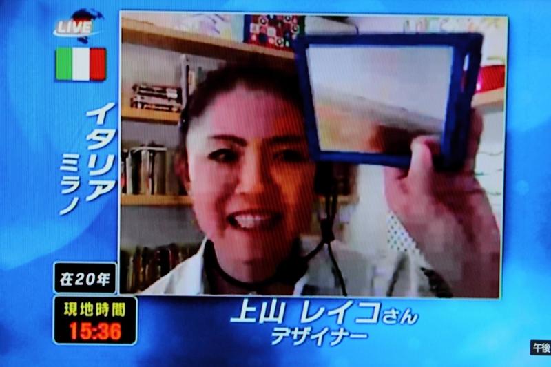 09年10月5日・ア・ ターヴォラ嬢TV出演_c0129671_18432088.jpg