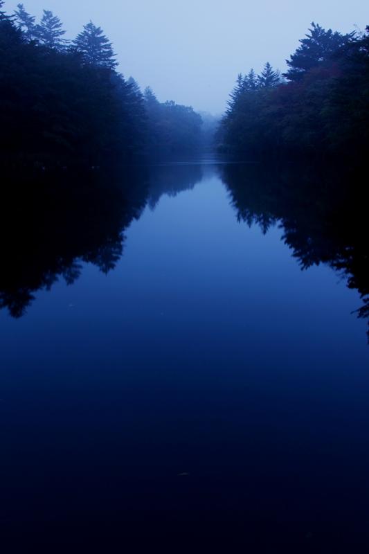 青い池_f0091207_1384471.jpg