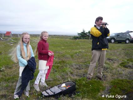原田知世アイスランド・レコーディング、その7:鳥に導かれた撮影地へ_c0003620_22574514.jpg