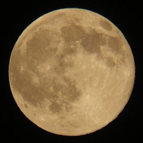 2009年10月4日の満月(月齢15.3)_e0089232_1884753.jpg