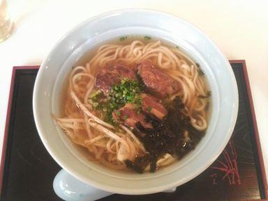 福井で食べる「ソーキそば」_d0079440_20472629.jpg