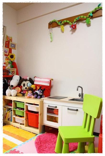 子供のイマジネーションを育てるキッチンアイテムで子供がおもいっきりおままごとできる環境を!