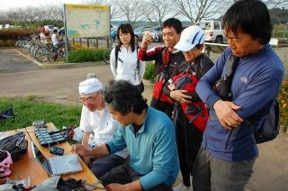 2009 10/4 GPS体験ライド 2_c0047856_21332339.jpg