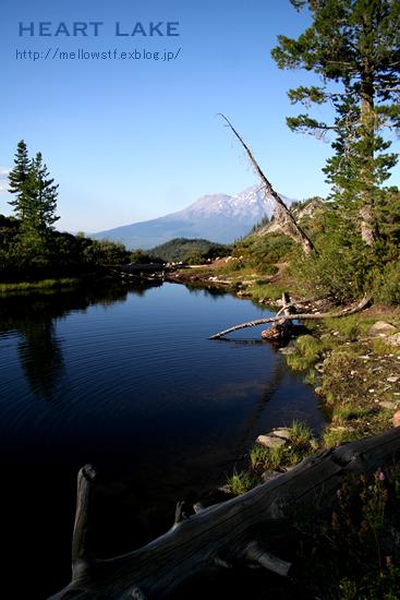 【mt.shasta旅行記 -その3-】 湖と、水と、星。_d0124248_6364775.jpg