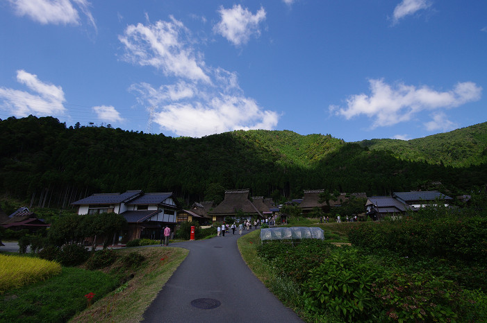 美山 かやぶきの里 ~後編~_f0152550_21301536.jpg