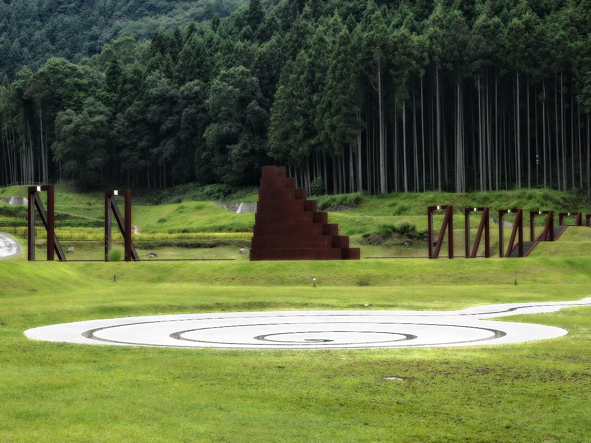 奈良 オフ会  室生山上公園芸術の森_f0021869_23165567.jpg