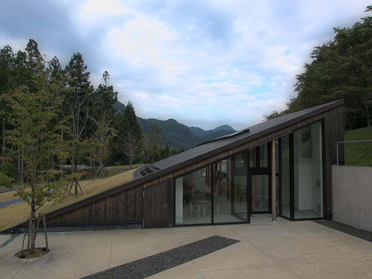 奈良 オフ会  室生山上公園芸術の森_f0021869_2316752.jpg