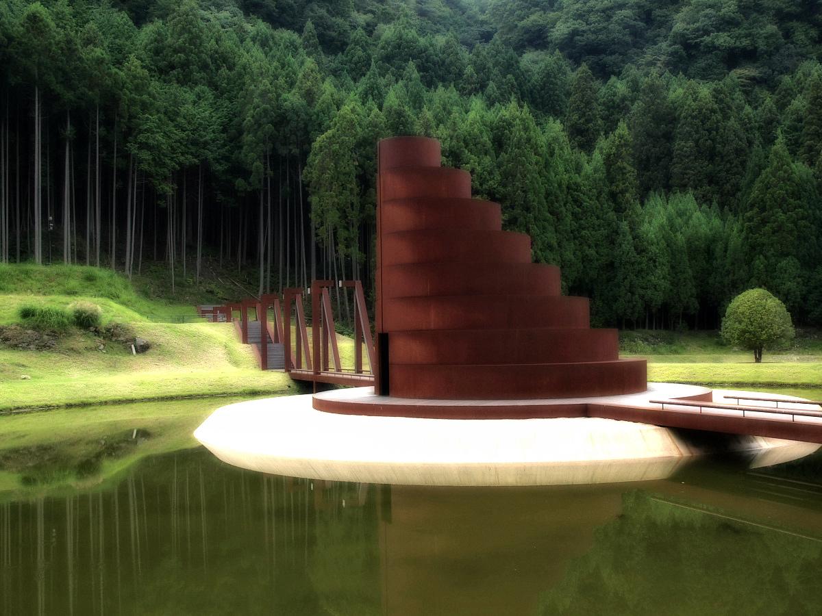 奈良 オフ会  室生山上公園芸術の森_f0021869_23174182.jpg