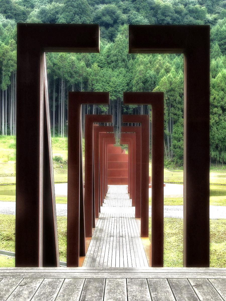 奈良 オフ会  室生山上公園芸術の森_f0021869_2320656.jpg