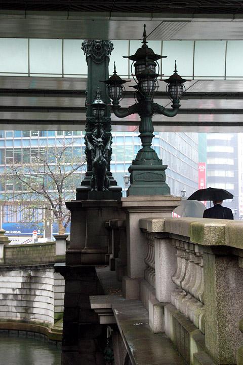 雨の、日本橋・・・_b0006870_11434471.jpg