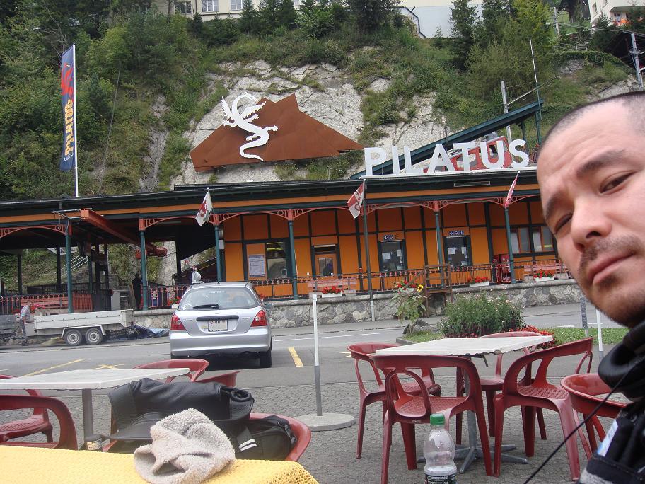 山の Mr. up to Pilatus Mt._e0097491_23493767.jpg