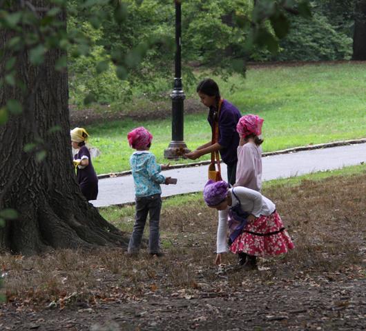 秋のセントラルパークでリラックス_b0007805_21194732.jpg