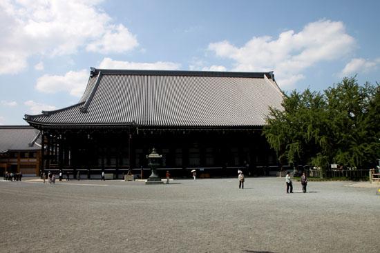 西本願寺 御影堂_e0048413_21461670.jpg
