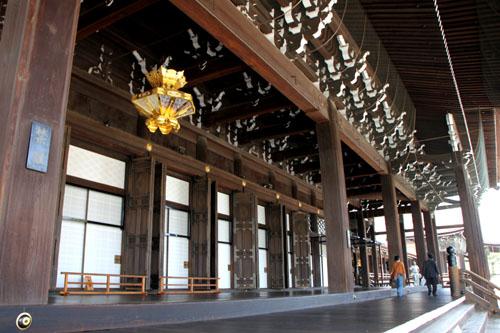 西本願寺 御影堂_e0048413_21465417.jpg