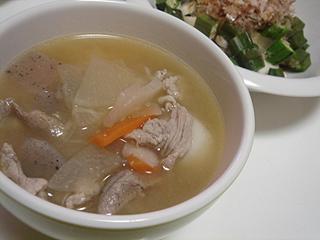 秋刀魚の塩焼き_c0025217_0405439.jpg
