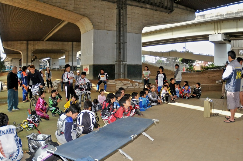 2009JOSF川口ゴリラ公園10月定期戦VOL9:コース練習の風景_b0065730_4385396.jpg