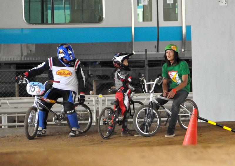 2009JOSF川口ゴリラ公園10月定期戦VOL9:コース練習の風景_b0065730_4505783.jpg