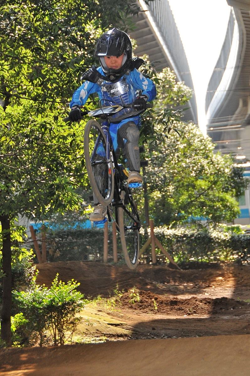 2009JOSF川口ゴリラ公園10月定期戦VOL9:コース練習の風景_b0065730_522119.jpg