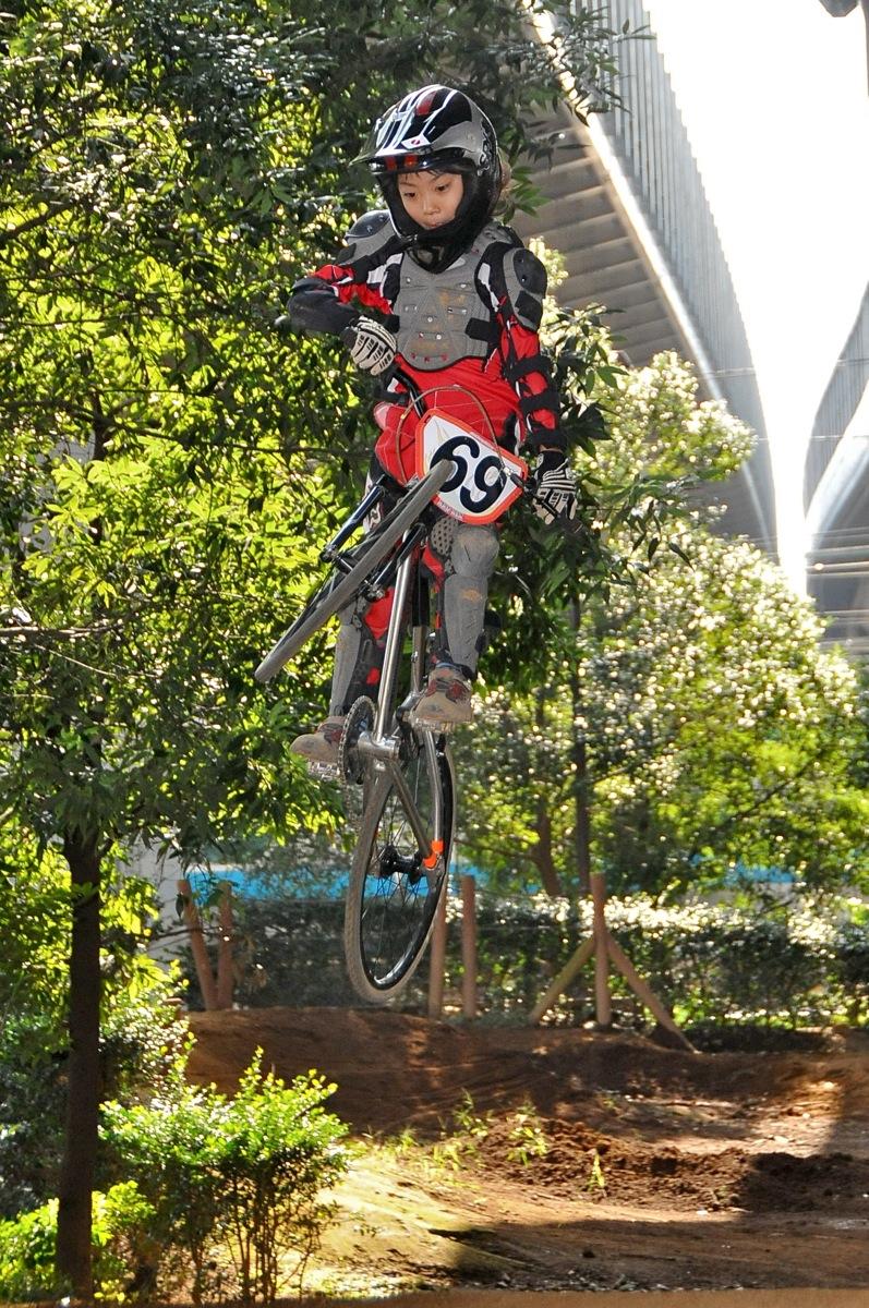 2009JOSF川口ゴリラ公園10月定期戦VOL9:コース練習の風景_b0065730_535931.jpg