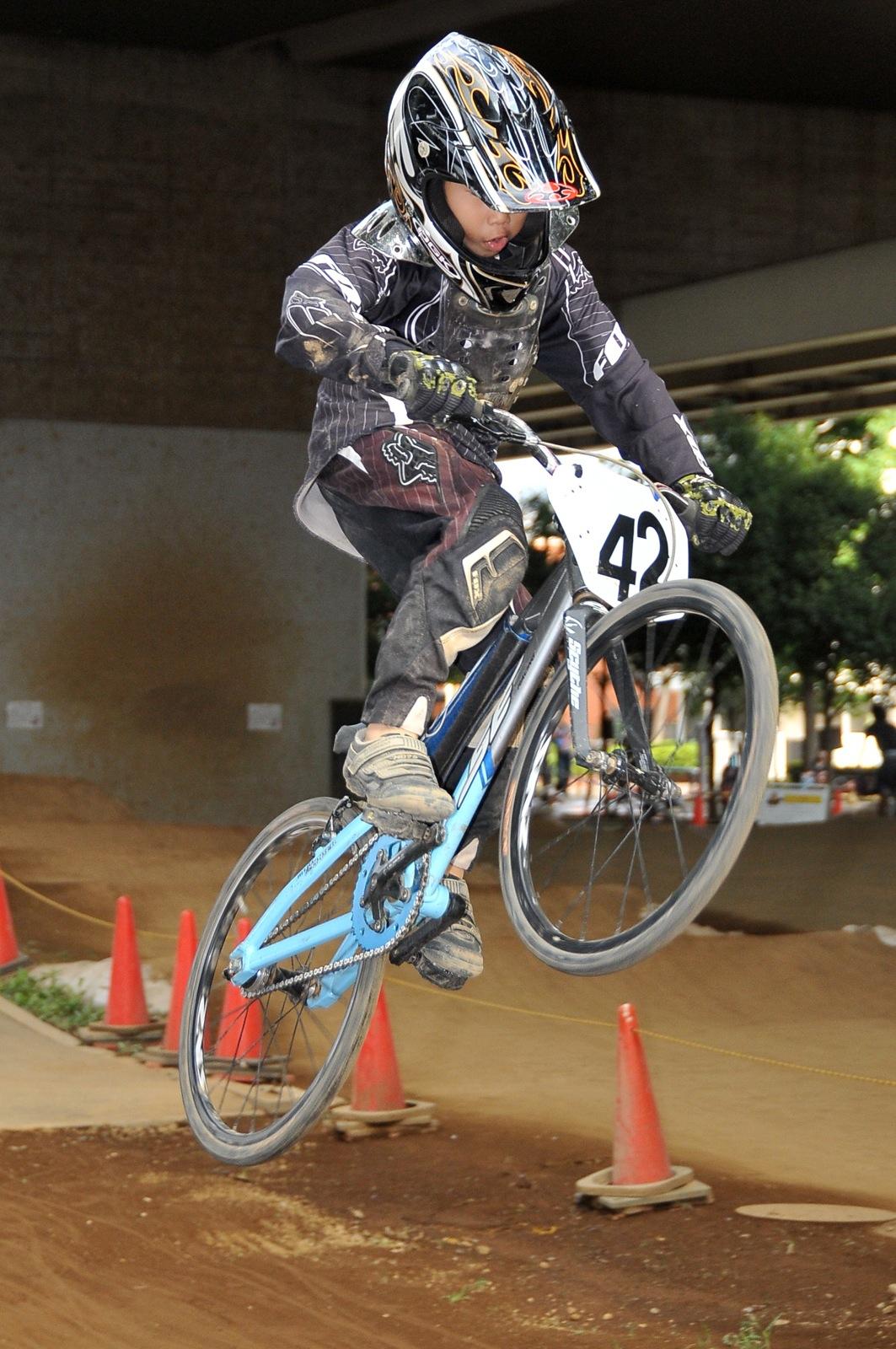 2009JOSF川口ゴリラ公園10月定期戦VOL9:コース練習の風景_b0065730_575242.jpg