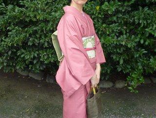 """菊日和はきもので  """" いざ鎌倉へ!""""_f0205317_21465621.jpg"""