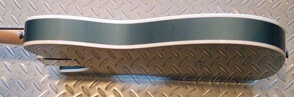 「TurquoiseのStandard-Tの2本目」が完成しました!_e0053731_2027171.jpg