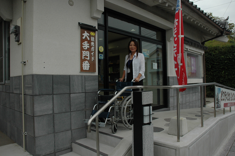 車椅子使えます。_c0052876_1643268.jpg
