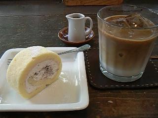 久々のTriton cafe_e0117783_1611292.jpg