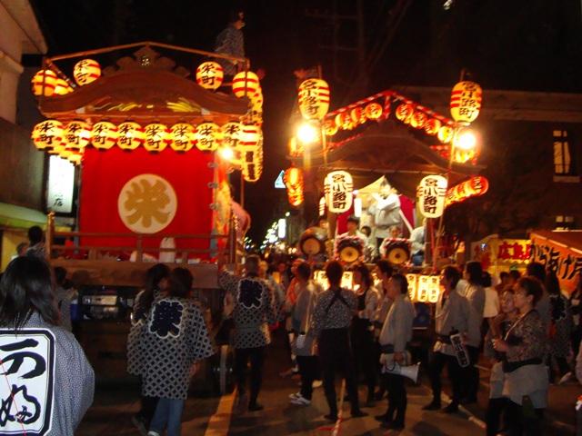 秋祭りともみじちゃん_a0126590_2335073.jpg